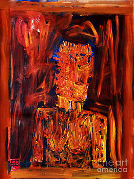 Fire Beater by Scott Shaw
