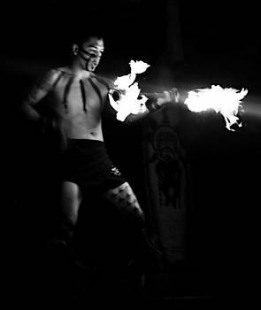 Fire Dancer by Amanda Eberly-Kudamik
