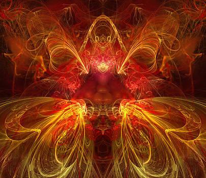 Mary Almond - Fire Fairy