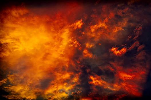 Paul W Sharpe Aka Wizard of Wonders - Fire in the Skies