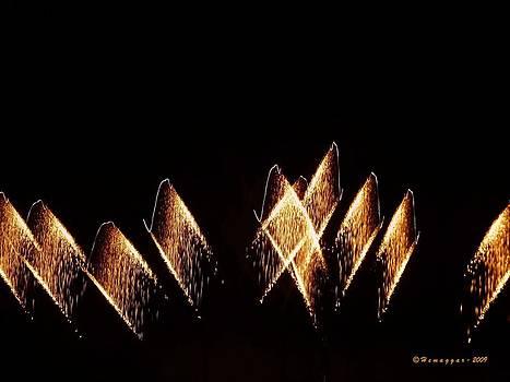 Fire in the Sky by Hemu Aggarwal