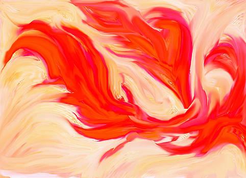 Fire by Moya Moon