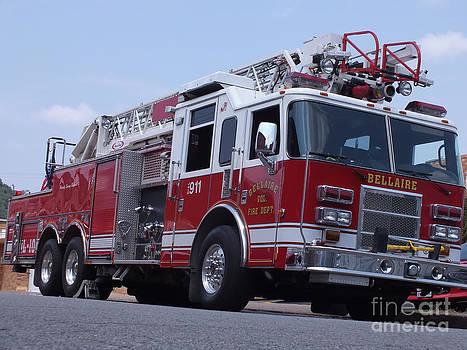 Melissa Lightner - Fire Truck
