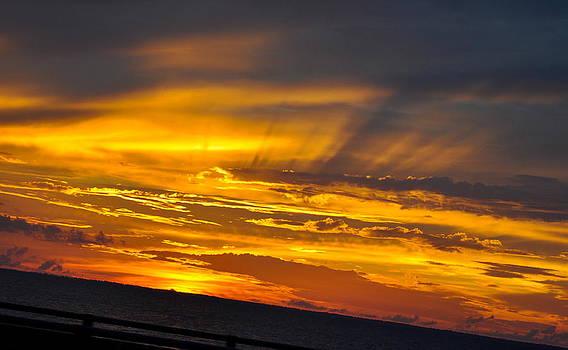 Fire Sky by Bruce Smith