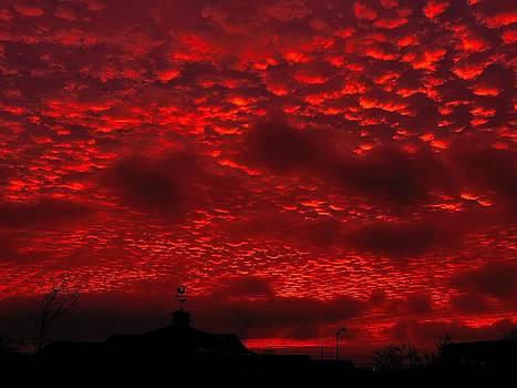 Fire Sky by Jeremy Johnson