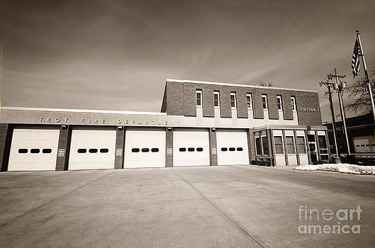 Rachel Barrett - Fire Station Number One