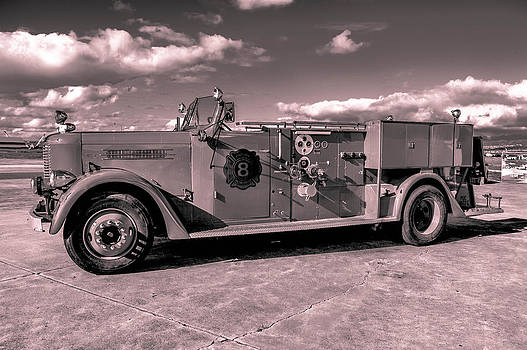 Fire Truck Too by Lisa Cortez