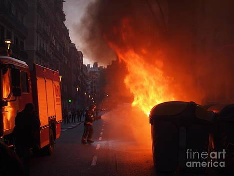 Fire by Victoria Herrera
