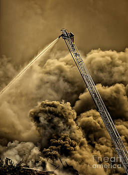 Firefighter-Heat of the Battle by David Millenheft