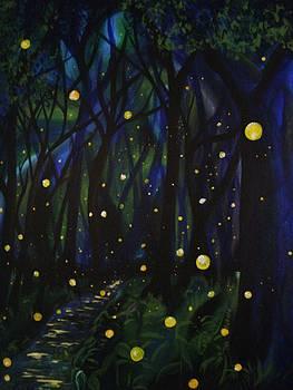 Fireflies by Emily Maynard