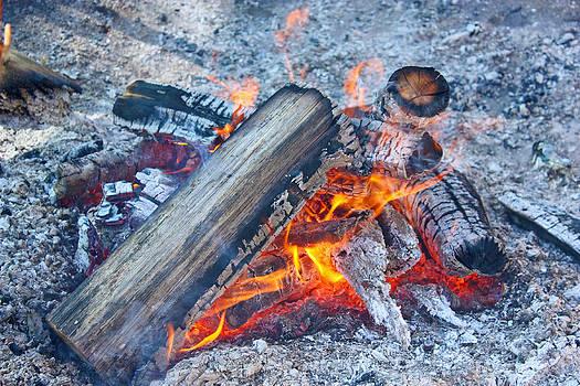 Fireplace by Borislav Marinic