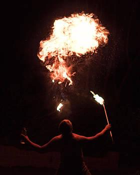 Firespitter by Rick Starbuck