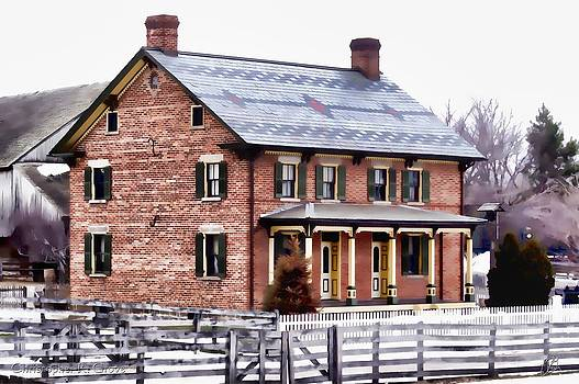 Firestone Farmhouse by Christopher Grove