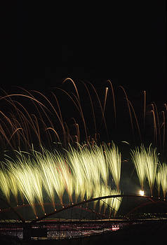 Firework I by Henrique Souto
