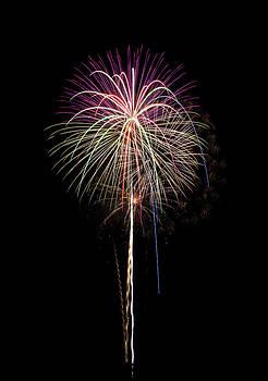 Fireworks 04 by David Kittrell