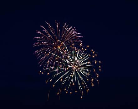 Fireworks 05 by David Kittrell