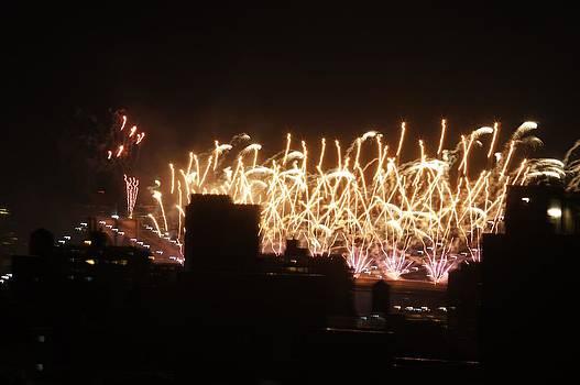Steve Breslow - Fireworks 1