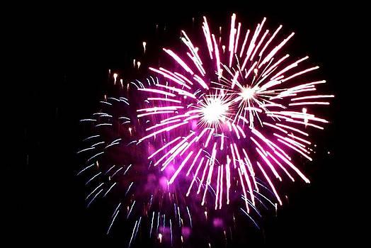 Fireworks 11 by Mark Malitz