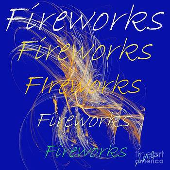 Fireworks business sign by Thomas Smith
