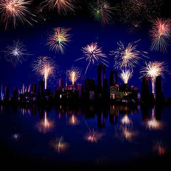 Jo Ann Snover - Fireworks celebration