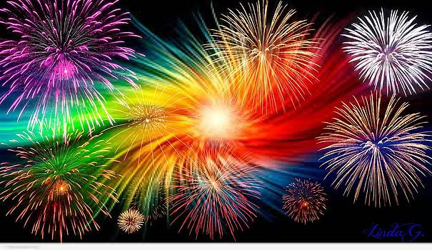 Fireworks by Linda Gonzalez