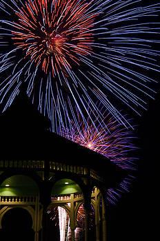 Fireworks by Steve Myrick