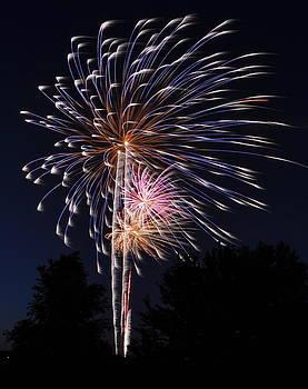 Fireworks by SW Johnson