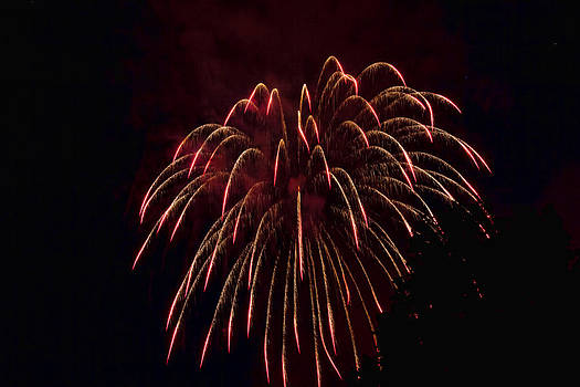 Fireworks by Wayne Stabnaw