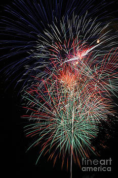 Gary Gingrich Galleries - Fireworks6504