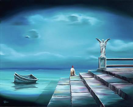 First Angel by David Fedeli