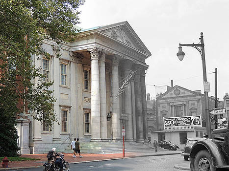 First Bank of the United States by Eric Nagy