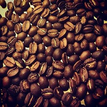 First Ever Batch Of Coffee Roasted At by Zarah Delrosario