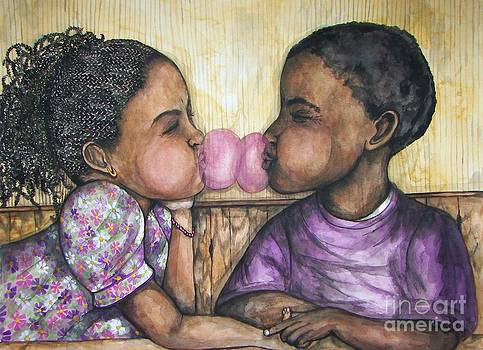 First Kiss by Laneea Tolley