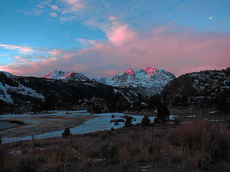 First Light on Carson by Paul Foutz
