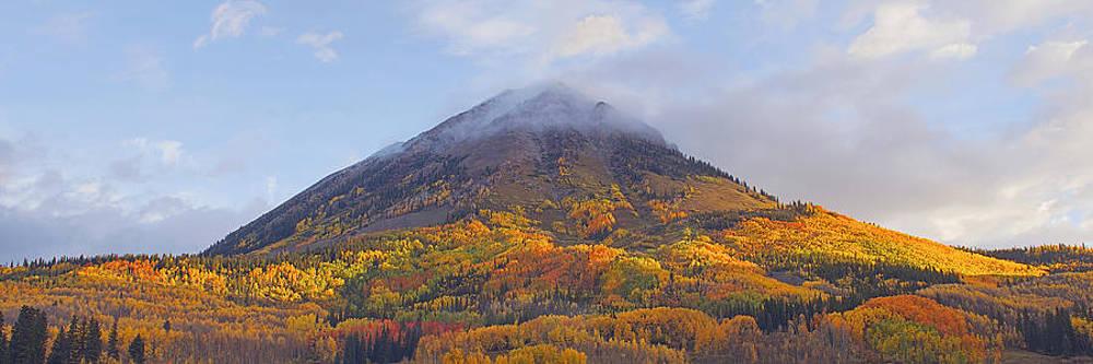 Scott Wheeler - First Light on Gothic Peak
