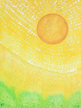 First Light original painting by Sol Luckman