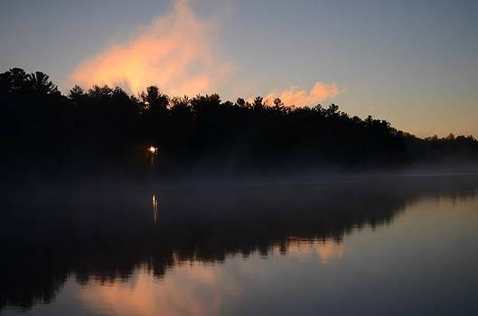 First Morning Sunrise by Stella Marin