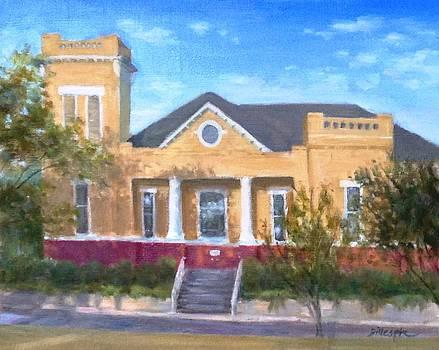 First Presbyterian Church Clarksville TX by Michael Gillespie
