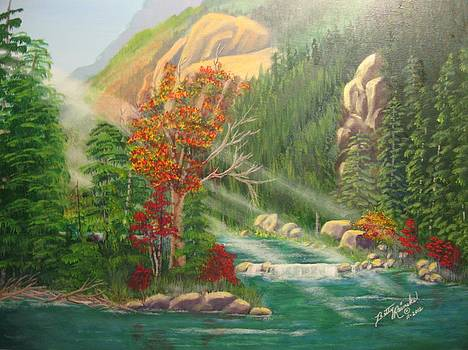 First Signs of Fall by Betty Reineke