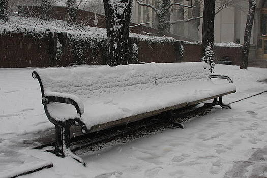 Vadim Levin - First Snow in New York City