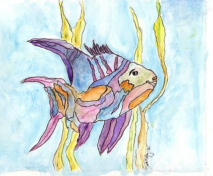Fish 1 by Diane Maley