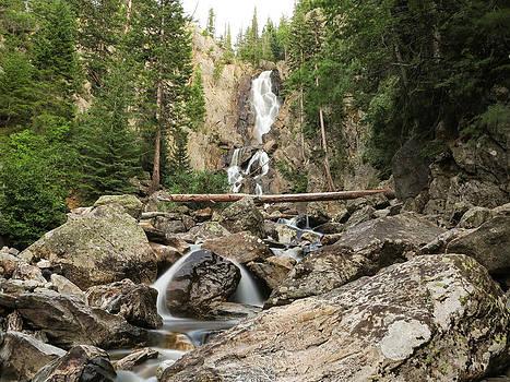 Kevin  Dietrich - Fish Creek Falls