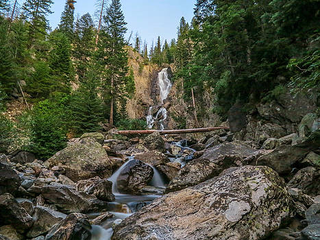 Kevin  Dietrich - Fish Creek Falls Park