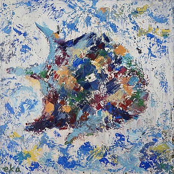 Fish by Ekaterine Khuchua