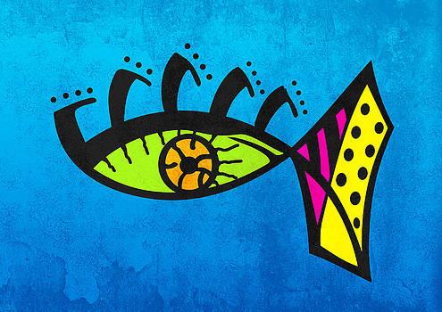 Fish-Eye by Ervin Hajdu