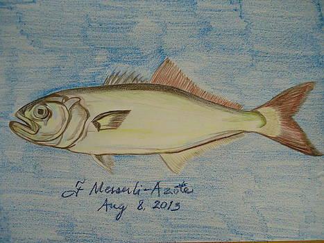 Fish by Fladelita Messerli-