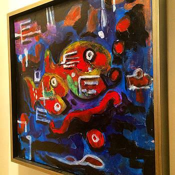Fish II by Dilip Sheth