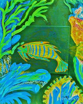 Fish in the Ocean by Marie Bulger