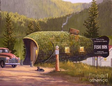 Fish Inn by Paul K Hill