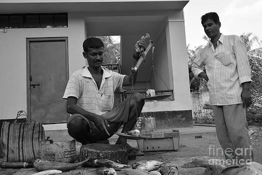 Fish Market 2 by Bobby Mandal